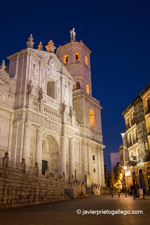 Catedral. Valladolid. Castilla y León. España © Javier Prieto Gallego