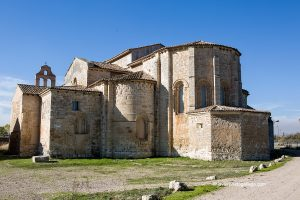Iglesia del monasterio de Santa María de Palazuelos. Siglos XII-XIX. Cabezón de Pisuerga. Valladolid. Castilla y León. España © Javier Prieto Gallego