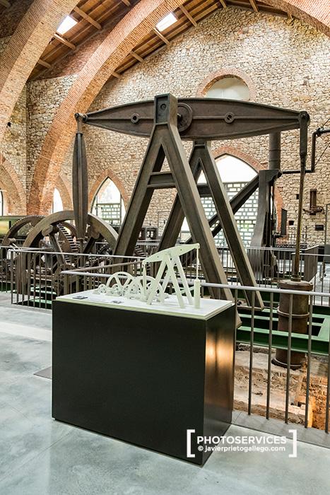Museo de la Siderurgia y Minería de Castilla y León. Sabero. León. Castilla y León. España © Javier Prieto Gallego